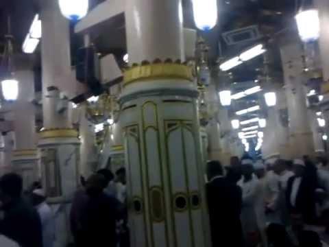 Beautiful Azan from Masjid-e-Nabawi (PBUH) Madina Sharif