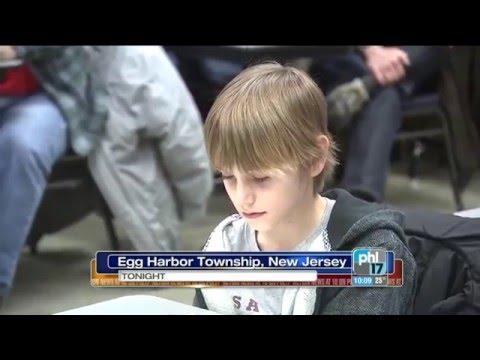 NJ 11 year old gets FCC Amateur Radio License