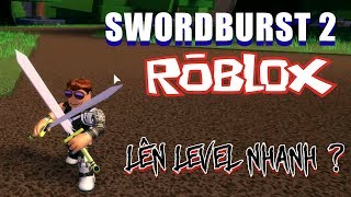 ROBLOX Swordburst 2 episode 1 | Guide for new people to play and how to Level up fast