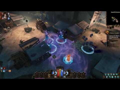 Van Helsing: Final Cut - Protector vs. Inhuman Ordeal 5