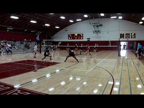 Kearny Varsity Girls Volleyball vs Horizon Prep (Set 3) 9/5/19