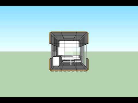 VID_0229: THINKBELT STUDIES - Capsule housing