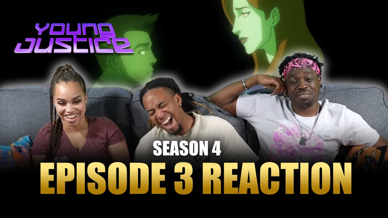 Download Volatile | Young Justice S4 Ep 3 Reaction