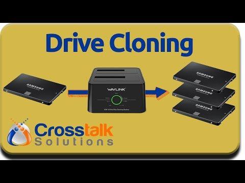 Drive Cloning