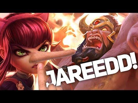 Tobias Fate - JARREEDD!
