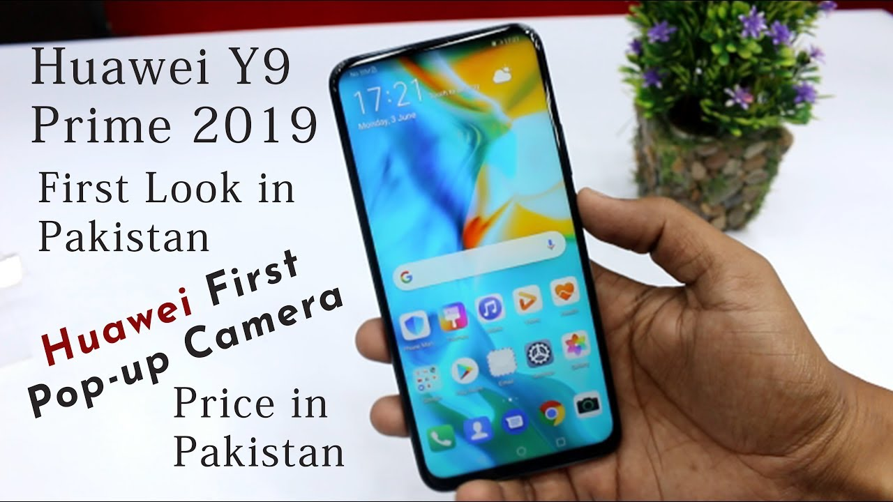 Latest Tech News | Huawei Y9 Prime 2019 Price & Launch Date