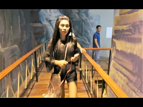 PATTAYA, I AM GEOFF CARTER & ART IN PARADISE A 3D GALLERY  Vlog-081
