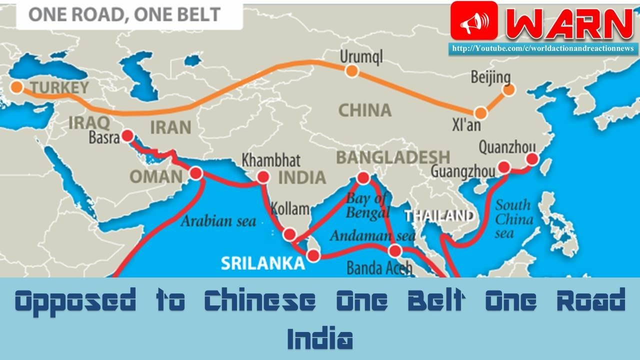 One Belt One Road Deutsch