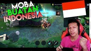 YES Akhirnya Indonesia Bikin Game MOBA !?