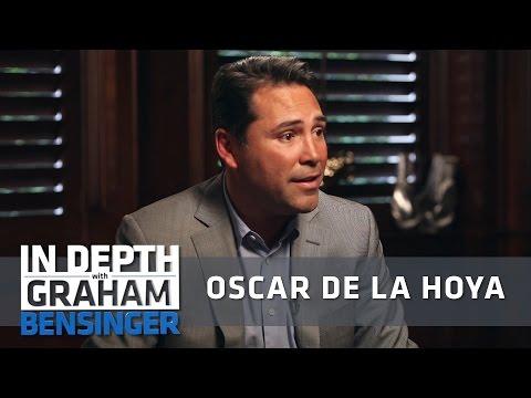 Oscar De La Hoya: Battling alcoholism