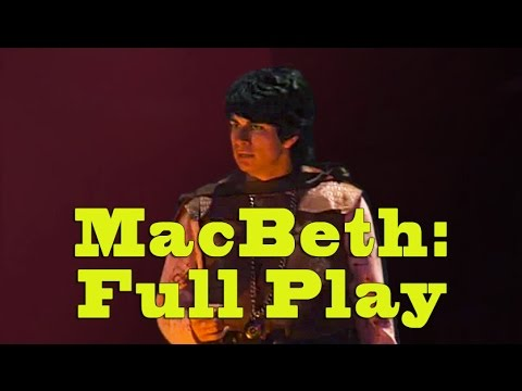 William Shakespeare's Macbeth (Complete Play)