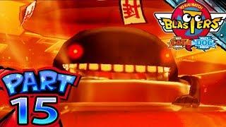 Yo-Kai Watch Blasters - Part 15 - Wobblewok Battle
