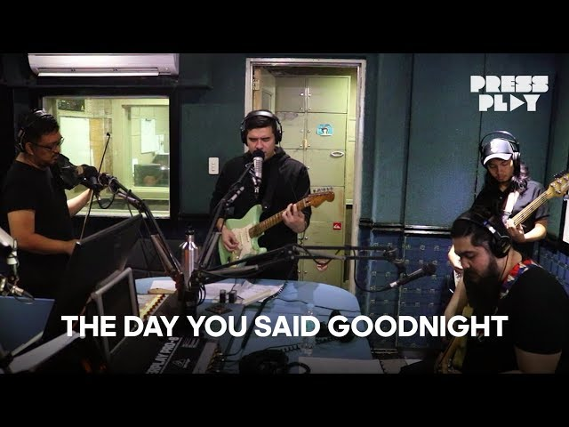 Press Play: Hale - The Day You Said Goodnight
