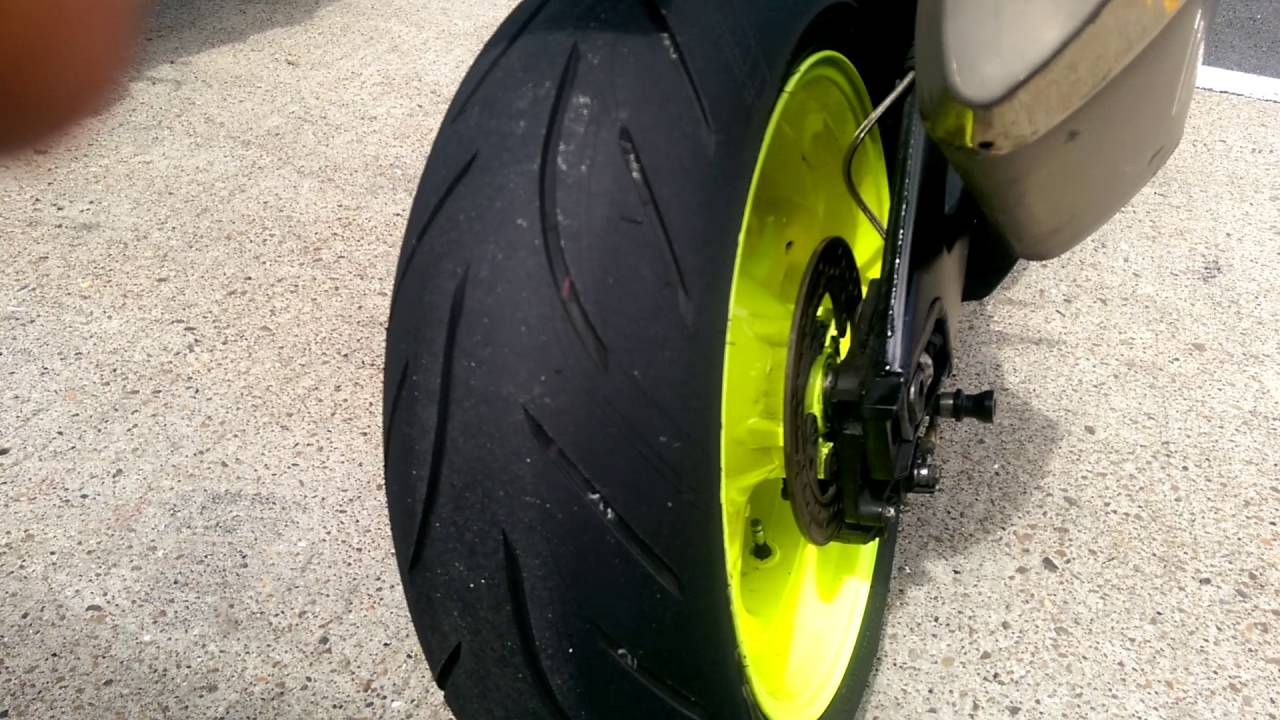 Bridgestone S21 part III - som...