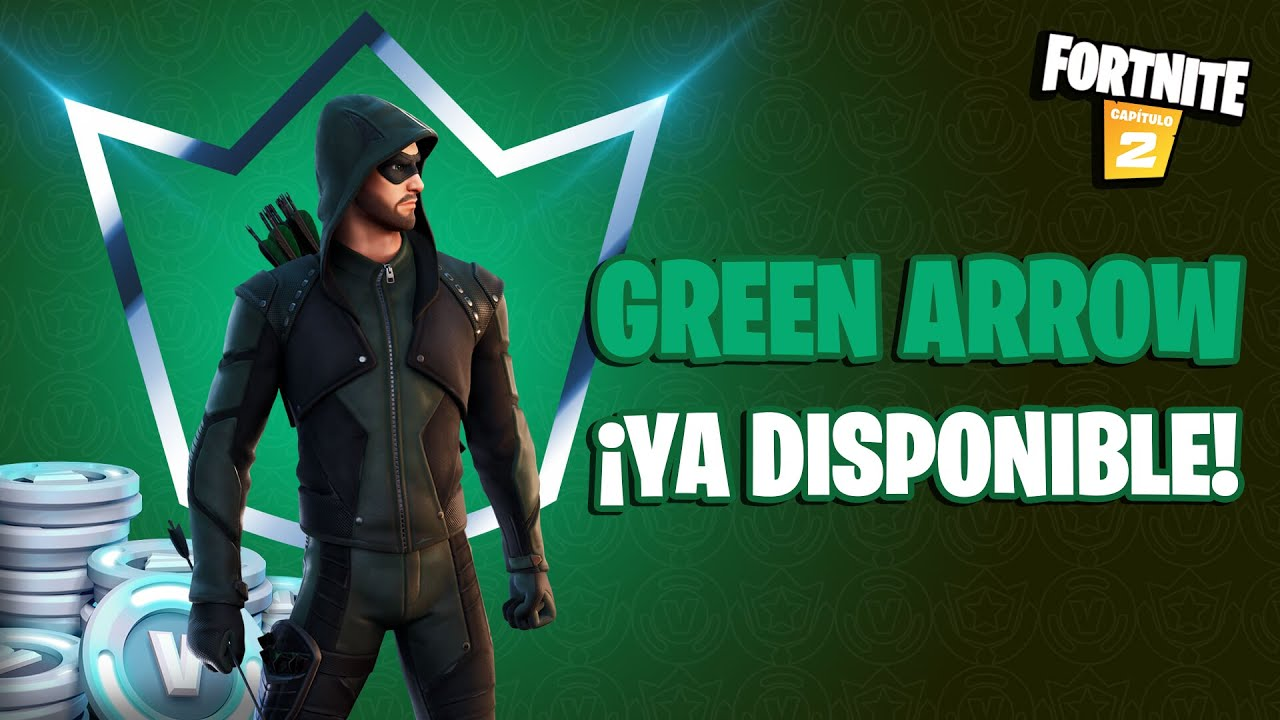 Mnyob 4j32wqvm Part of the fortnite crew subscription for the month of. https www somagnews com fortnite green arrow skin available in fortnite club