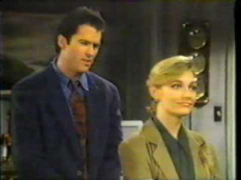 Harley is sworn in, part 1, Guiding Light 1992