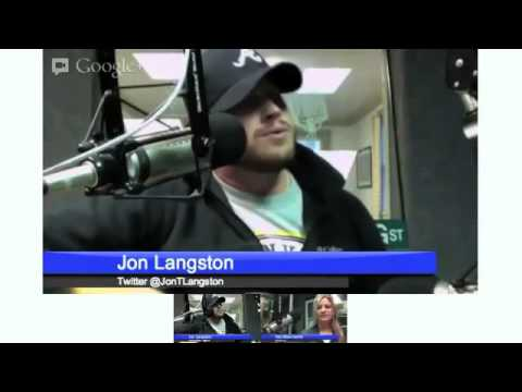 Jon Langston Live at WGWG.org the Range 88.3 FM