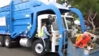 Вывоз бытового мусора в Санкт Петербурге. 8(812)332-54-69(, 2014-04-14T08:38:04.000Z)