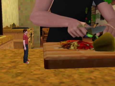 It was particularly good at expanding on sims teenage years, which were.