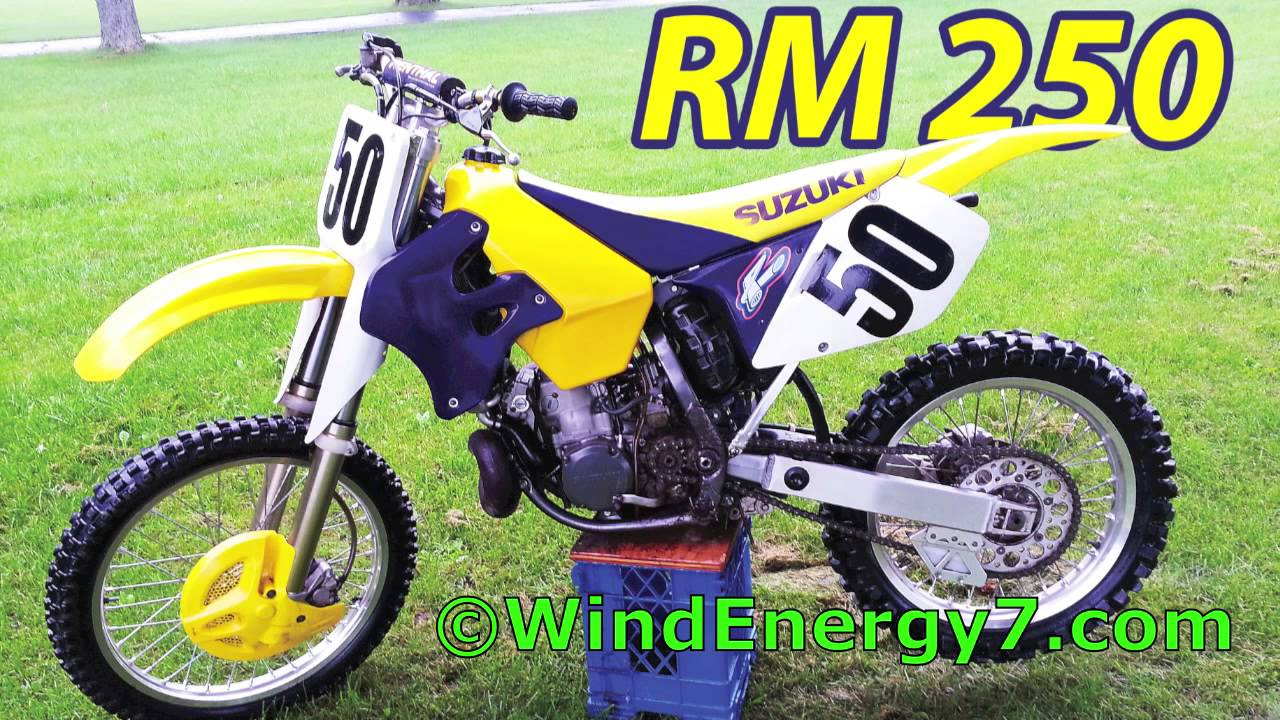 suzuki rm 250 for sale like rm250 rm z250 youtube rh youtube com suzuki rm 250 owners manual 2008 suzuki rmz 250 service manual download