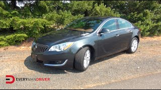 2014 Buick Regal Turbo Review on Everyman Driver