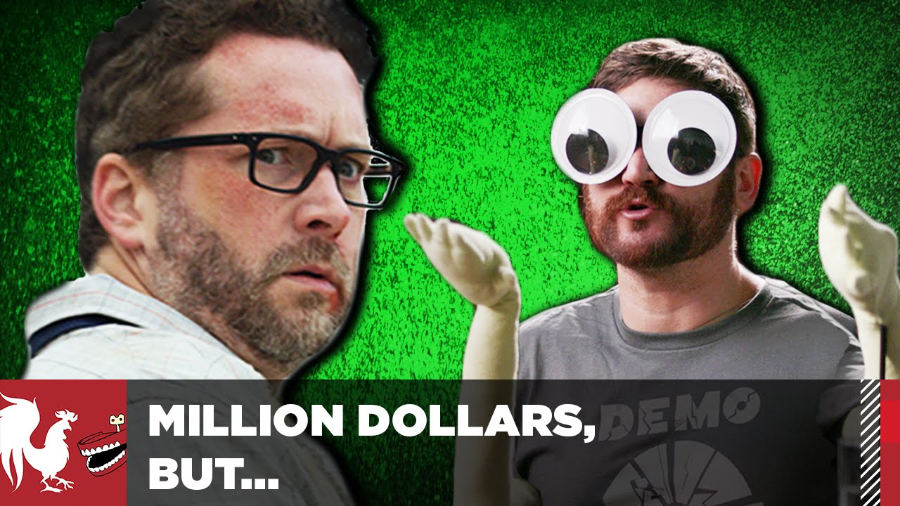 million dollars but puppet arms giant womb rooster teeth