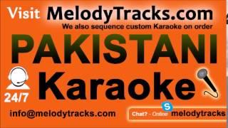 Ye Jhuki Jhuki Nigahen   Mehdi Hassan Pakistani Karaoke www MelodyTracks com