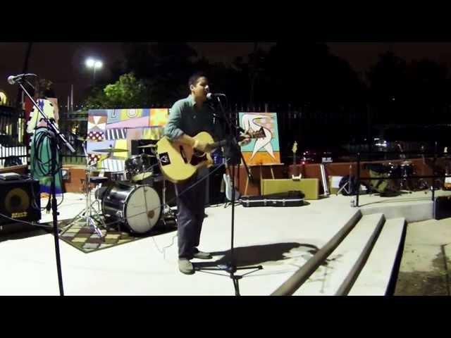 Ricardo Mendoza - Live at Una Noche en La Gloria (Full Set) in San Antonio, Texas