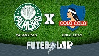 AO VIVO  Palmeiras X Colo-Colo - 04-10-2018 77277ea87f4ca