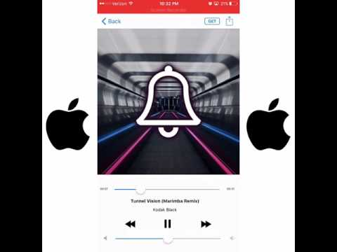 Tunnel Vision | Kodak Black | Iphone Ringtone