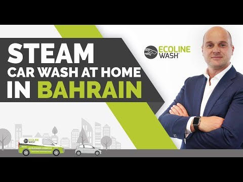 Car Wash Home Service Bahrain