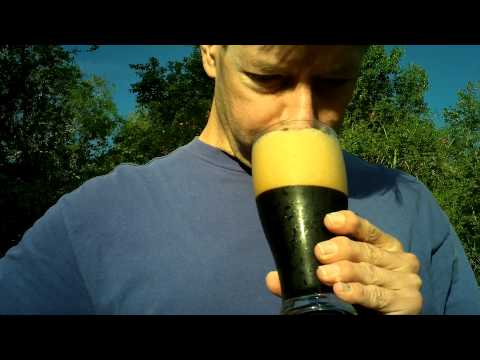 Louisiana Beer Reviews: Young's Double Chocolate Stout (bottled version)