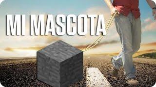Video de MI NUEVA MASCOTA ES UNA... ¿PIEDRA? | Minecraft