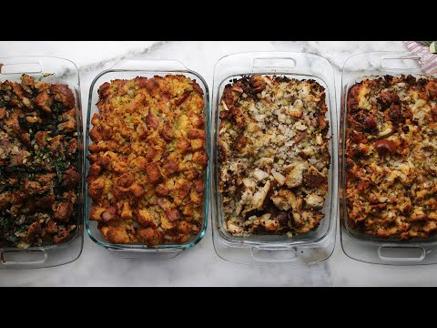 4 Ways To Up Your Stuffing Game