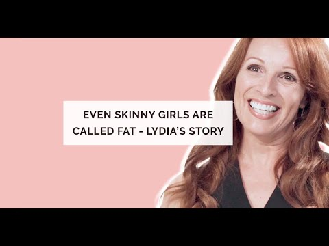 Even Skinny Girls Are Called Fat - Lydia's Story. http://bit.ly/305t3FN