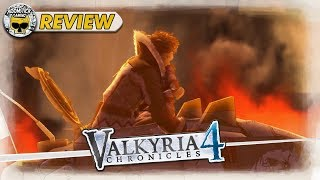 Valkyria Chronicles 4: REVIEW (Turning a new page) (Video Game Video Review)