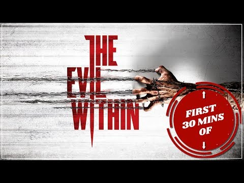 First 30 Mins Of - The Evil Within (No Commentary)