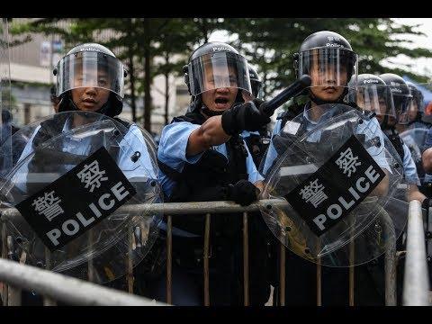 هونغ كونغ: مواجهات بين الشرطة ومتظاهرين  - 13:54-2019 / 6 / 12