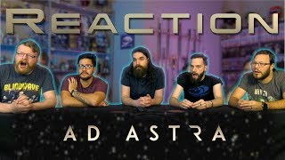 Ad Astra | Official Trailer 2 | 20th Century FOX REACTION!!