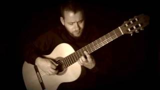 Romance (Jeux Interdits) - Solo Spanish Guitar - johnclarkemusic.com