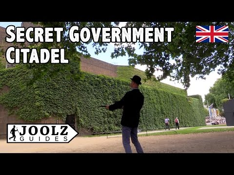 Secret Citadel - The Mall - TOP 50 THINGS TO DO IN LONDON - London Guides