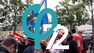 Manifestation loi travail 12 sept 2017- Le Mans