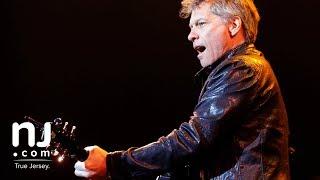 Jon Bon Jovi makes clothing line vegan
