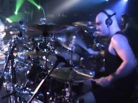 Martin 'Marthus' Skaroupka - Funeral In Carpathia (Cradle Of Filth live 2012)
