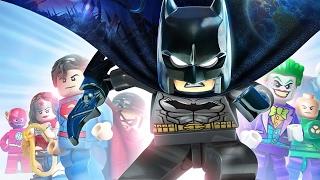Лего фильм. Бэтмен.Теперь еще и игра/The LEGO movie. Batman.Now the game