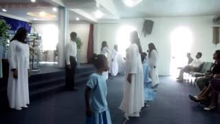 New Testament Church Of God McBean-Palm Sunday(Days of Elijah)
