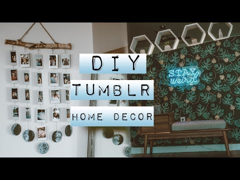 DIY Tumblr Home Decor