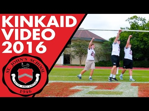 Kinkaid Video 2016