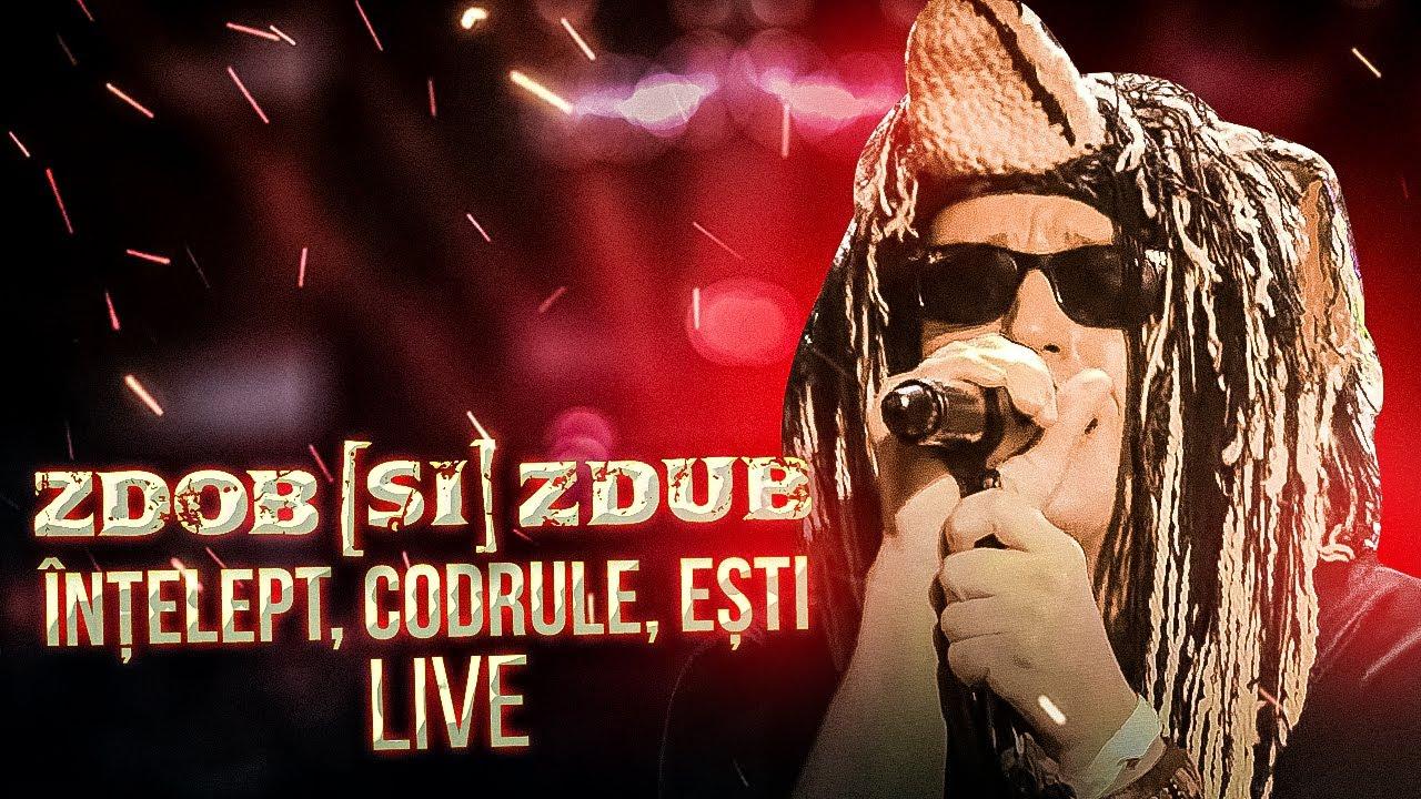 Zdob și Zdub — Înțelept, codrule, ești (Bestiarium Live)