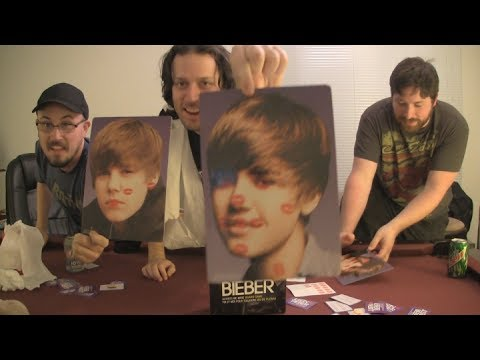 Black Hole of Board Games - Justin Bieber: Always Be Mine
